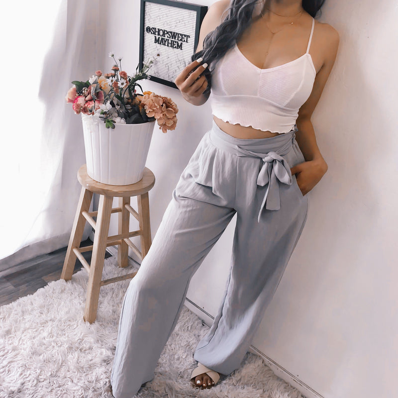 ISABELLE FLOWY PANTS