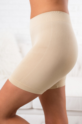 NUDE SPANX SHORTS - FULLY STOCKED