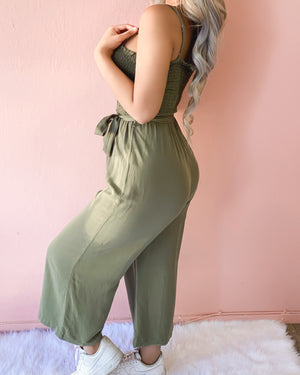 BE MY ROMEO JUMPSUIT (MAUVE)