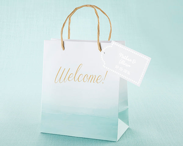 Beach Tides Welcome Bags - Sweet Heart Details