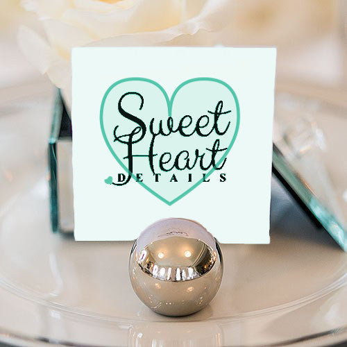 Placecard Holders-Sweet Heart Details