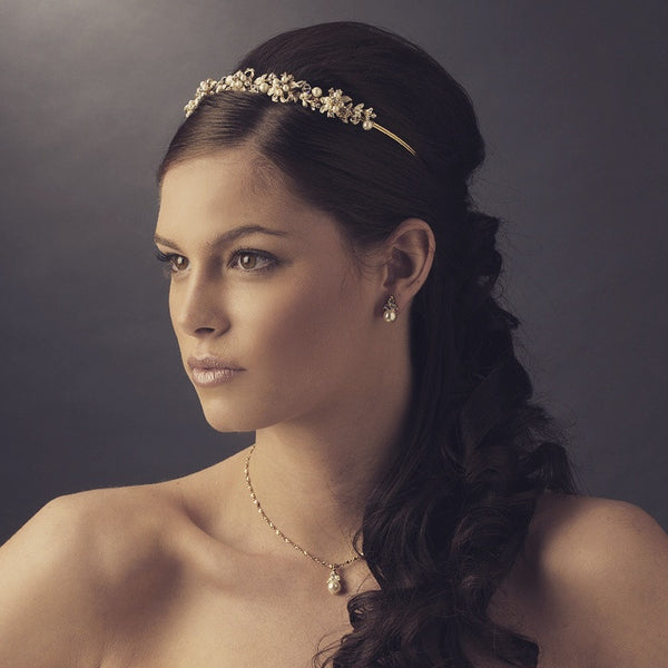 Tiaras & Headbands-HP-16488-G-IV-Sweet Heart Details