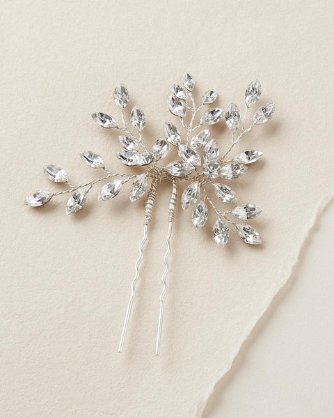 """The Stella"" Hair Pin - Sweet Heart Details"
