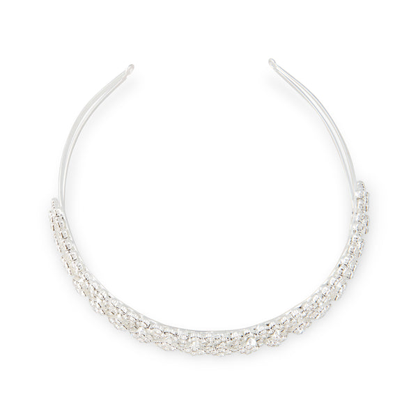 """The Eleanor"" Austrian Crystal Covered Headband"