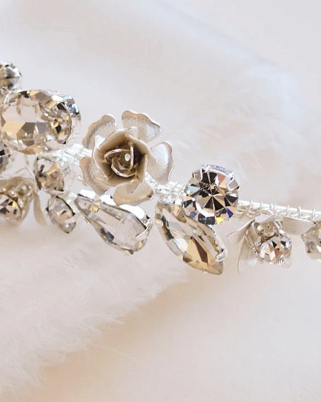 Tiaras & Headbands-TI-3371-S-Sweet Heart Details