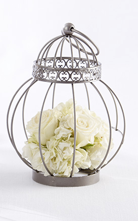 Vintage Bird Cage Lanterns-Wedding Decorations-Kate Aspen-Sweet Heart Details