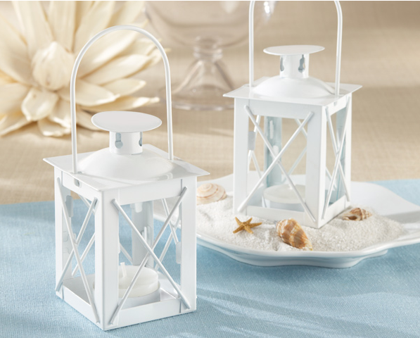 "Luminous Mini-Lanterns 5"" - Sweet Heart Details"