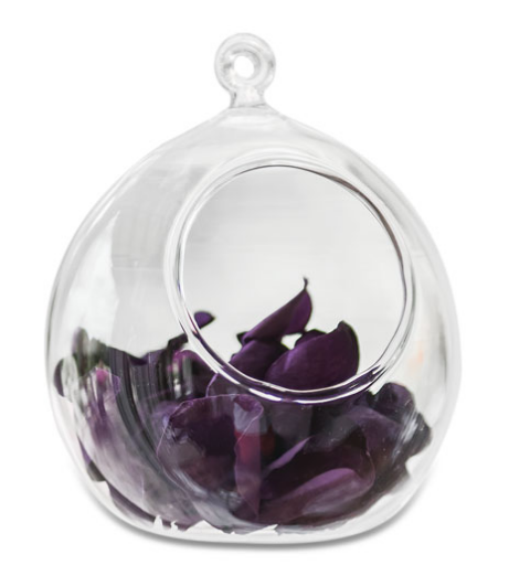 Blown Glass Globes (24) - Sweet Heart Details
