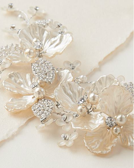 Tiaras & Headbands-TI-7104-S-Sweet Heart Details