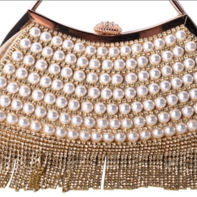 Gatsby Glam Bag - Sweet Heart Details