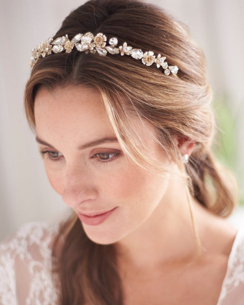 Tiaras & Headbands-Sweet Heart Details