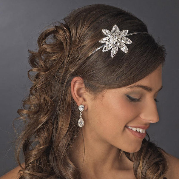 Tiaras & Headbands-HP-620-RD-CL-Sweet Heart Details