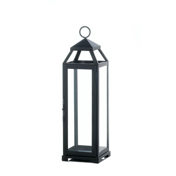 "Lean & Sleek Candle Lantern (15.5""-20.8"")"