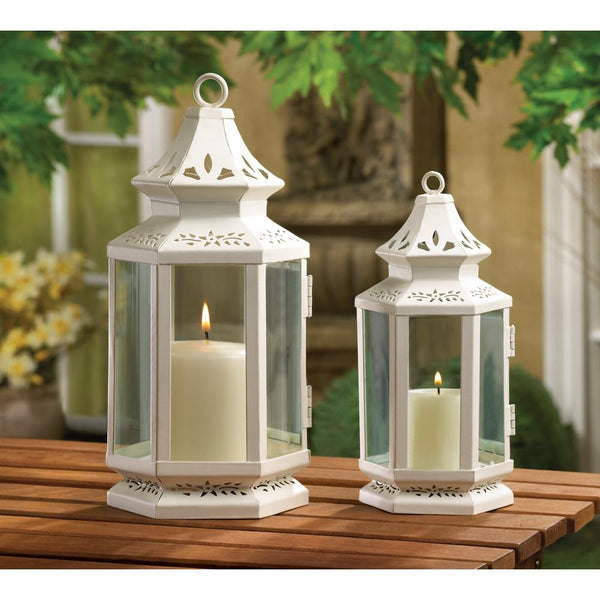 Victorian Candle Lanterns  (small or medium)