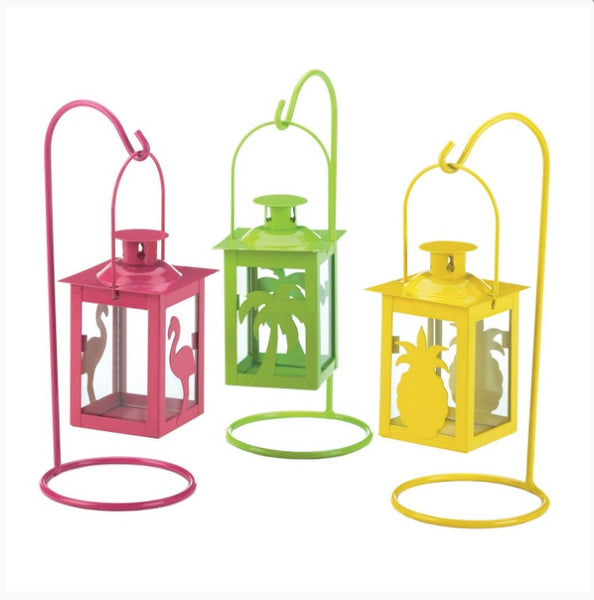 Tropical Mini Lanterns-10019090-Sweet Heart Details