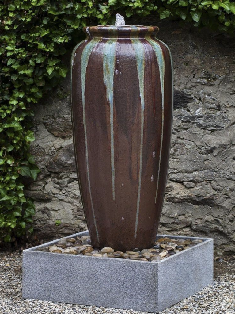 Why Ceramic Fountains Are a Top Garden Trend for 2019