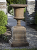 Make Your Landscaping More Luxurious with Urns and Pedestals