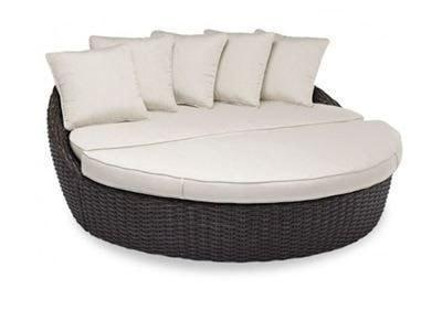 Cardiff Round 2 Piece Daybed by Sunset West