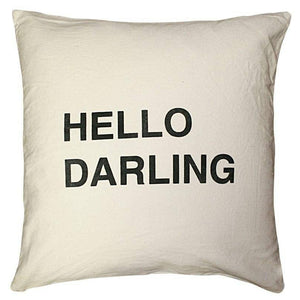 Sugarboo Designs Hello Darling Pillow - Life onPlum