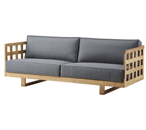 Image of Square Sofa by Cane Line