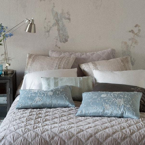 Image of Bella Notte Linens Marseille Pillow Sham Kendall and Everett
