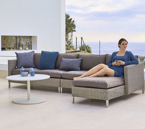 Connect Modular Sofa by Cane Line