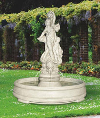 Venus Fountain in Grando Pool By Henri Studio The Garden Gates
