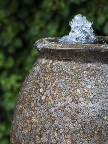 Image of Campania International Thassos Fountain in Angkor Brown Kendall and Everett
