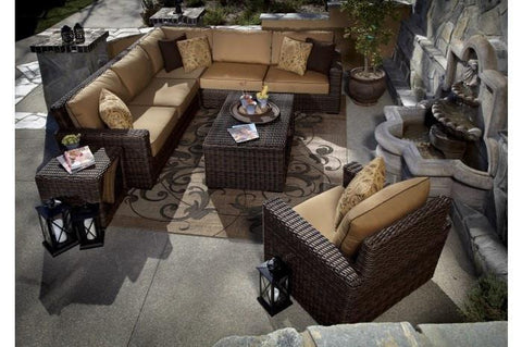 Image of Sunset West Montecito Sectional Collection