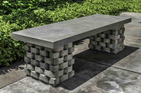 Image of Campania International M Weave Bench