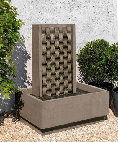Campania International  M Weave Fountain