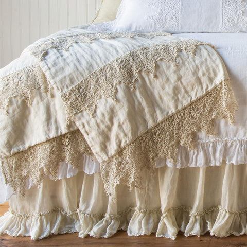 Bella Notte Linens Frida Wedding Blanket