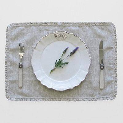 Pom Pom at Home Charlie Placemat Set The Garden Gates
