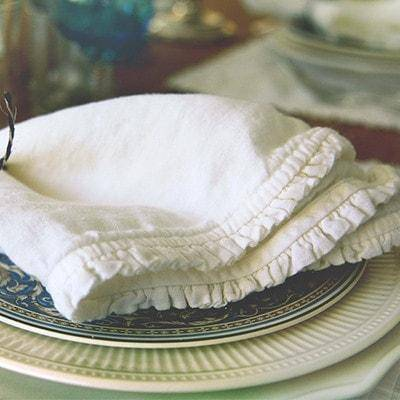 Pom Pom at Home Charlie Napkin Set The Garden Gates