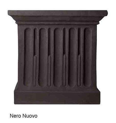 Image of Campania International Williamsburg Jefferson Planter On Jefferson Pedestal