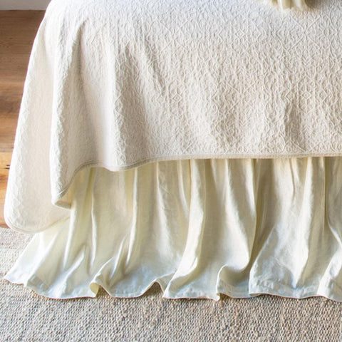 Image of Bella Notte Linens Paloma Bed Skirt
