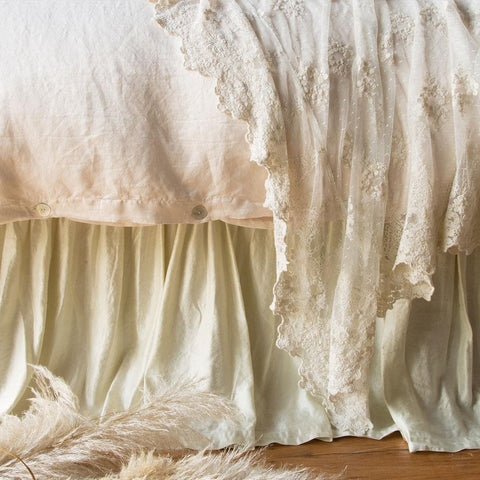 Image of Bella Notte Linens Paloma Duvet Cover