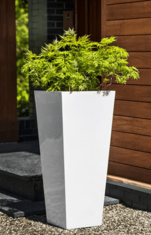 Faro Lite Square Planter by Campania International