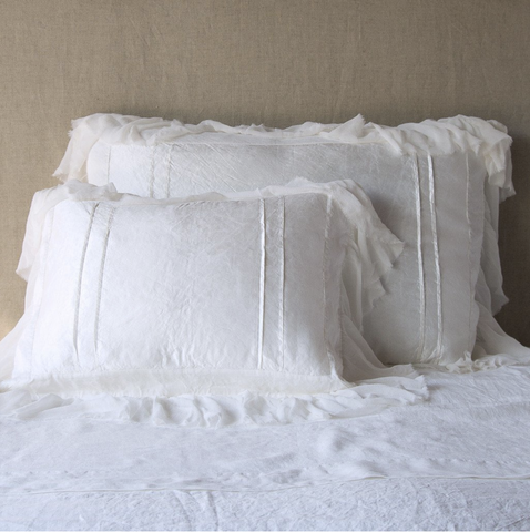 Image of Bella Notte Linens Valentina Pillow Sham