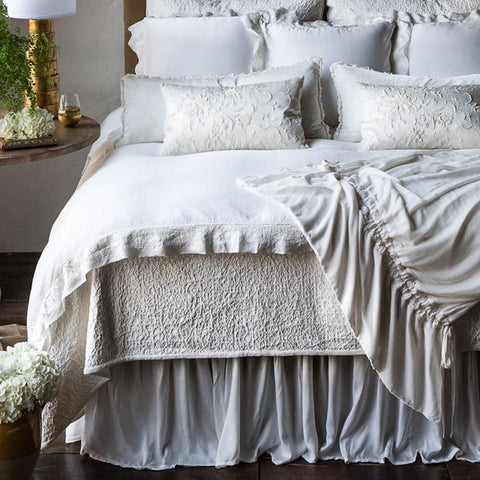 Image of Bella Notte Linens Vienna Coverlet Quick Ship