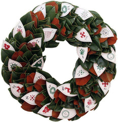 Advent Calendar Wreath -Kendall & Everett Home