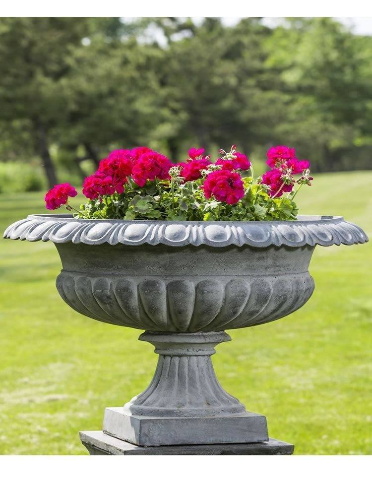 Campania International Stafford Iron Urn The Garden Gates