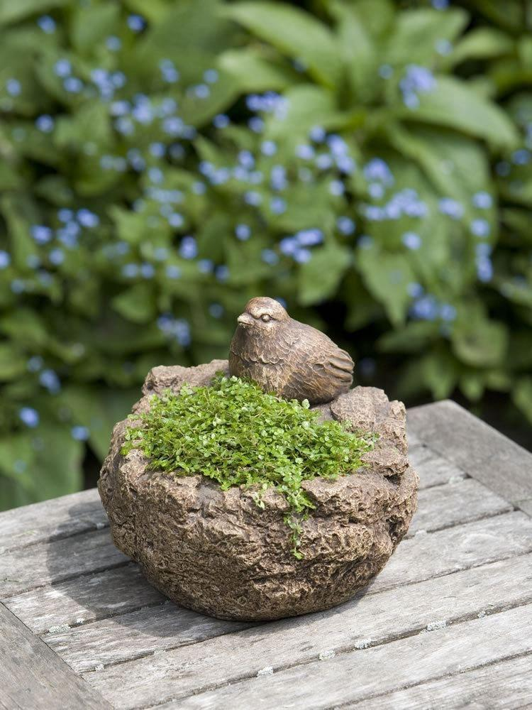 Campania International Mini Bird Planter The Garden Gates