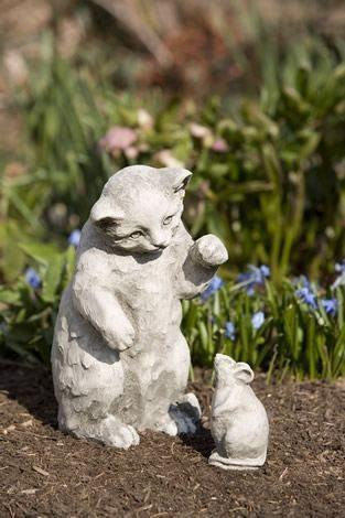 Image of Campania International Playful Kitten Statue Kendall and Everett