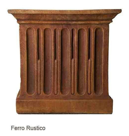 Campania International Equinox Birdbath The Garden Gates