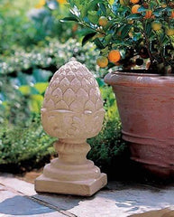 Campania International Small Pineapple Finial The Garden Gates