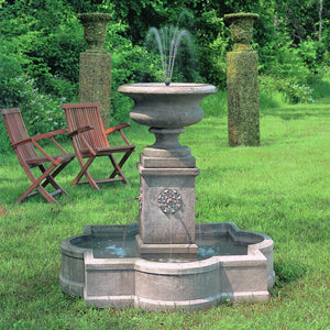 Campania International Palazzo Urn Fountain