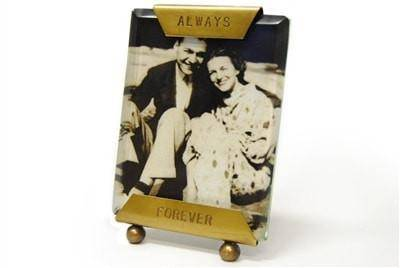 Sugarboo Designs Always Forever Glass Frame