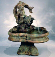 Henri Studio Vitalius Fountain