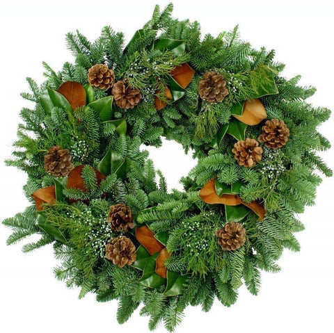 Signature Wreath - The Garden Gates